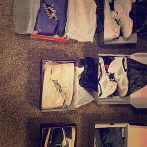 Sneaker Collection🔥!!!!!!